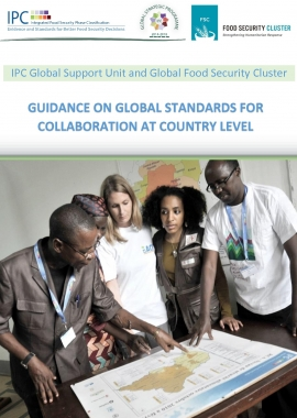 IPC: Guidance on Global Standards for Collaboration at