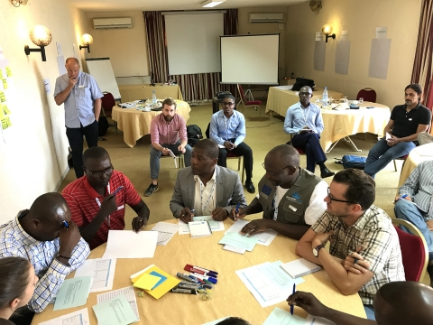 food_security_cluster_retreat_Dakar