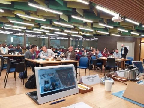global Partners Meeting Food Security Cluster